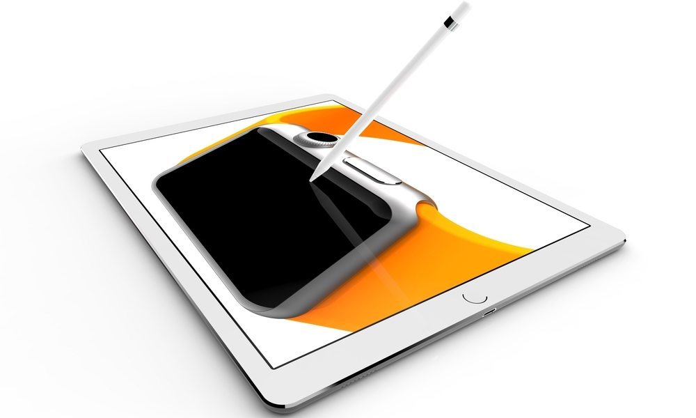 Apple Wins New Patent for High-Tech, Apple Pencil Stylus