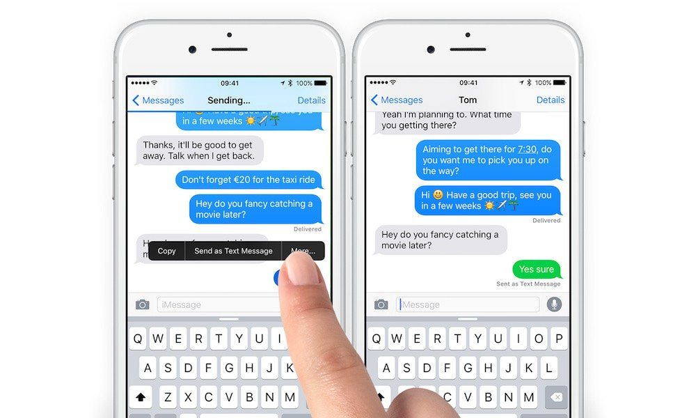 Apple's Newest Technology Could Eliminate Autocorrect Error Embarrassment Forever