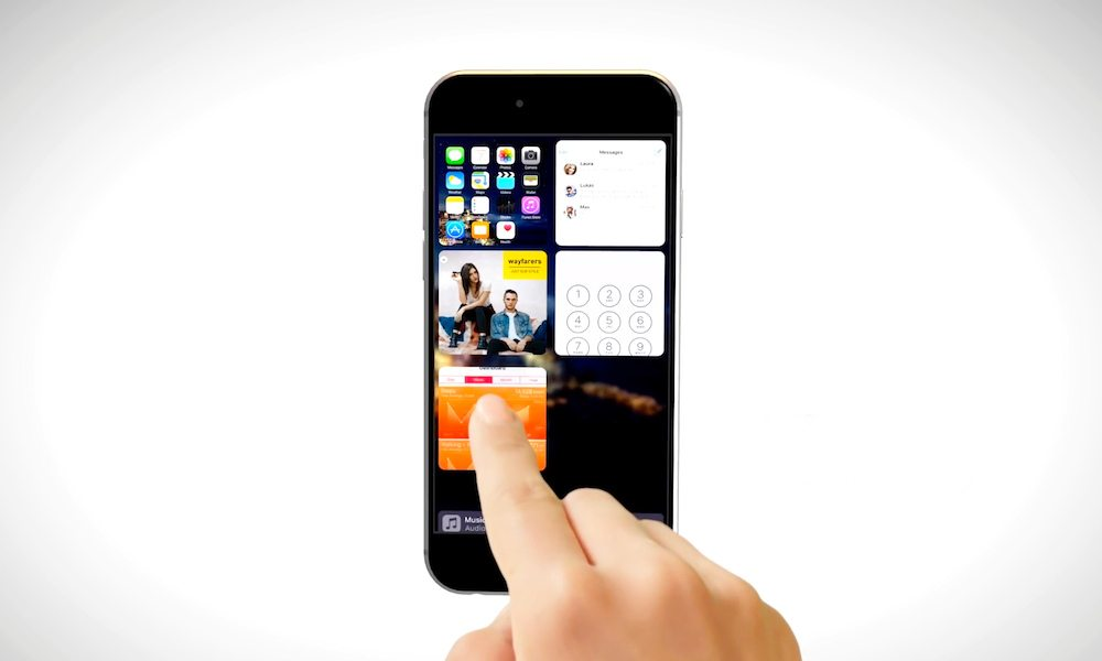 iOS 10 Concept Sticks to the Basics While Showing off Smart New Features