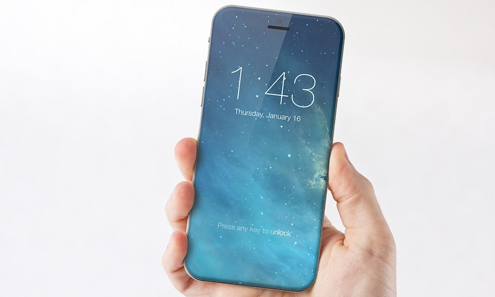 Apple's Newest Patent Suggests iPhone 8 Could Have a Touch ID Sensor Built Into the Display