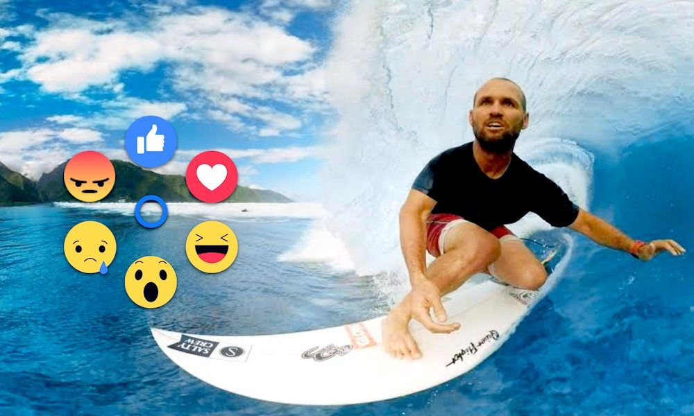 Facebook Debuts Emoji on VR with 360 Reactions