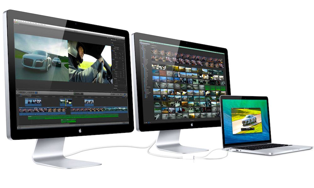 Apple Announces Discontinuation of Thunderbolt Display, 5K Version Could Be in the Works
