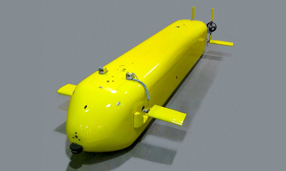 GM to Develop Fuel Cells for Navy's Underwater Drone Program