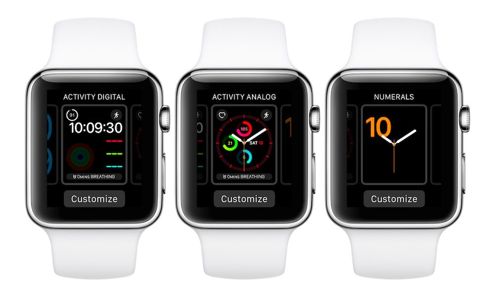watchOS 3 to Feature a Slew of New Apps for Home, Reminders, Heart Rate, and More
