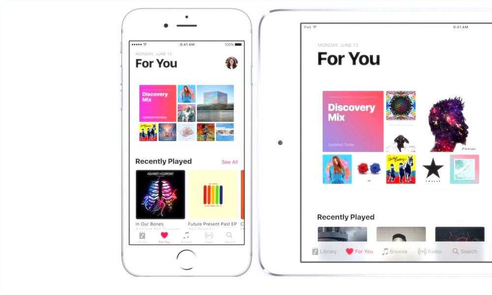 Apple Music Receives a Much-Needed Revamp in iOS 10