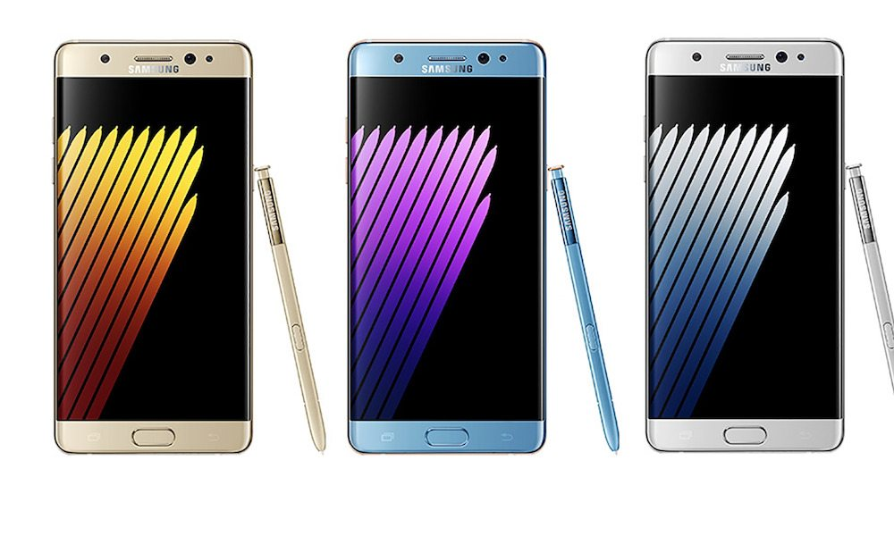 New Photos and Video Leak Showcasing Samsung Galaxy Note 7