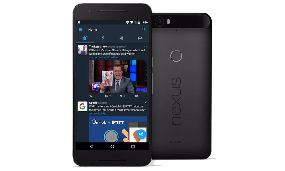Twitter Adds Night Mode Feature, But Only for Android