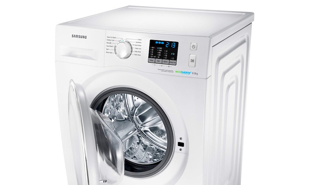 Samsung Washing Machine Recall Error Results in House Fire Among 260+ Melting and Burning Incidents