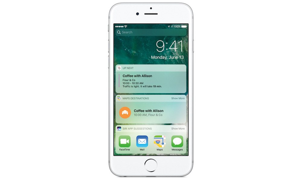 How to Disable iOS 10 Lock Screen Widgets in 'Today' View