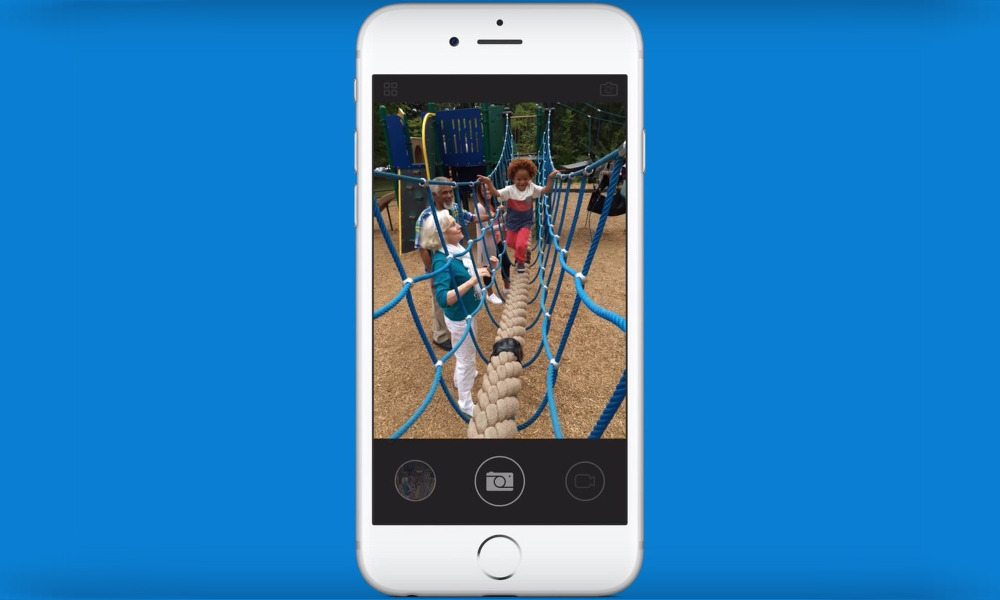 Microsoft's New Camera App Brings Artificial Intelligence to Your iPhone Photography