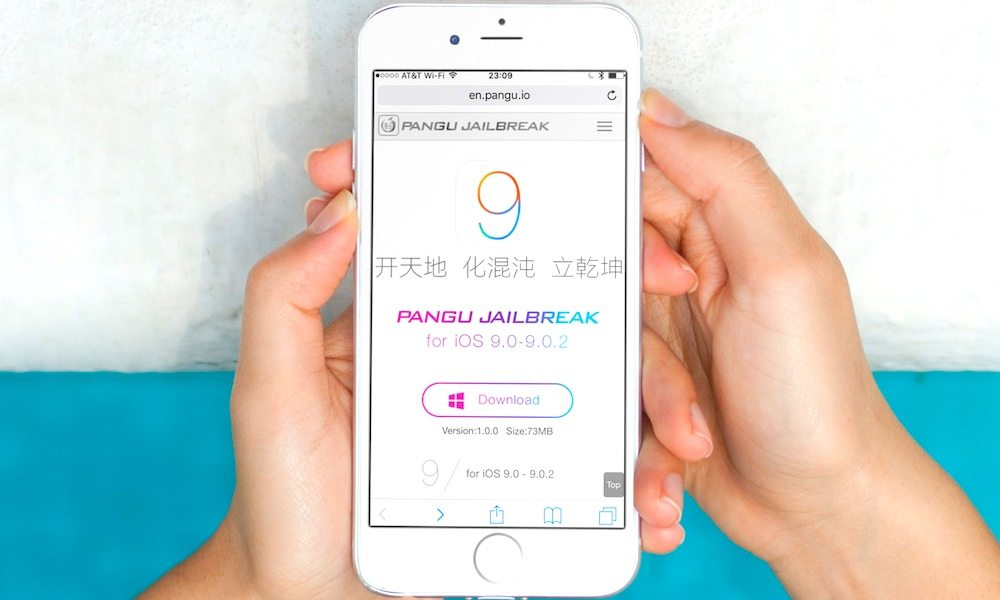 Pangu Releases English Version of iOS 9 Jailbreaking Tool