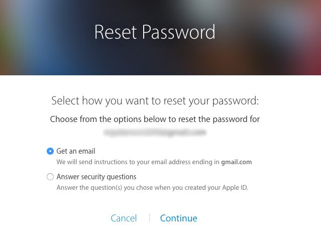 How to Recover and Reset Your iCloud Password