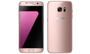 Samsung Is Releasing 'Pink Gold' Versions of the Popular Galaxy S7 and S7 Edge Soon