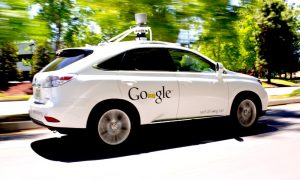 Google's Self-Driving Car Involved in Serious Accident