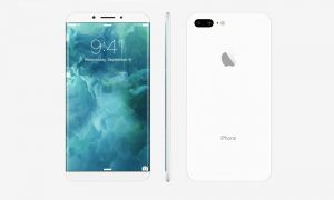 iPhone 8 Rumored to Feature Front and Back Glass Panels with Stainless Steel Frame