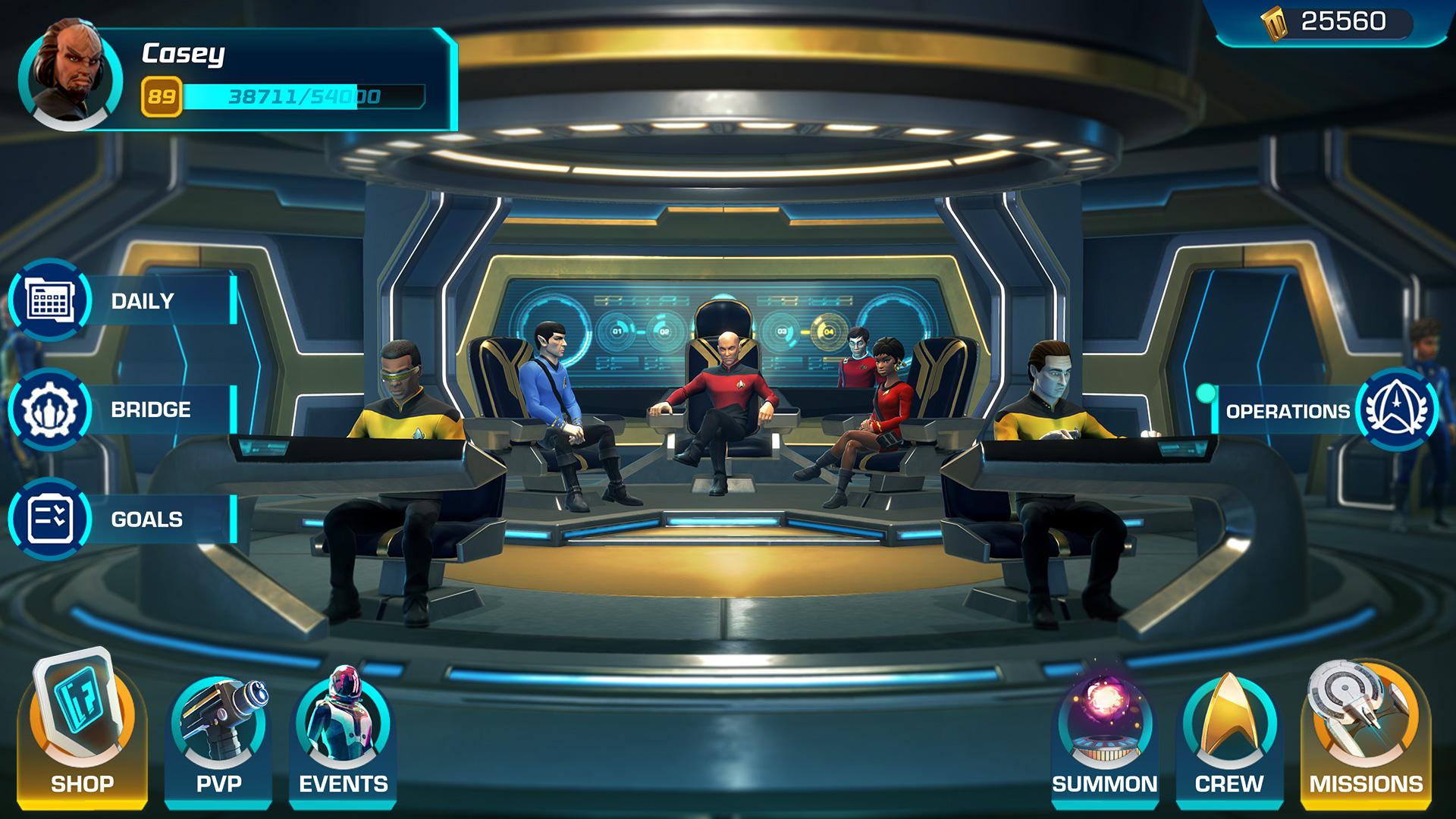 Apple Arcade Star Trek Legends