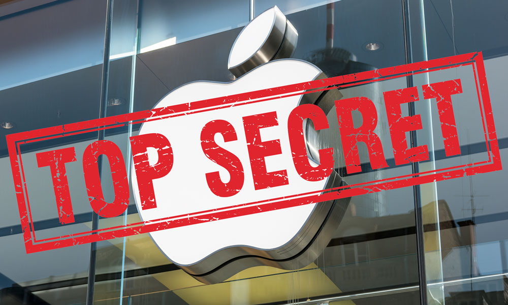 Apple Top Secret