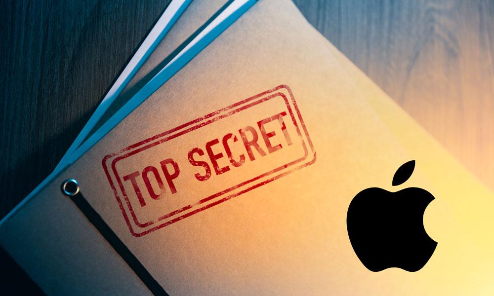 Apple Top Secret Folder 2