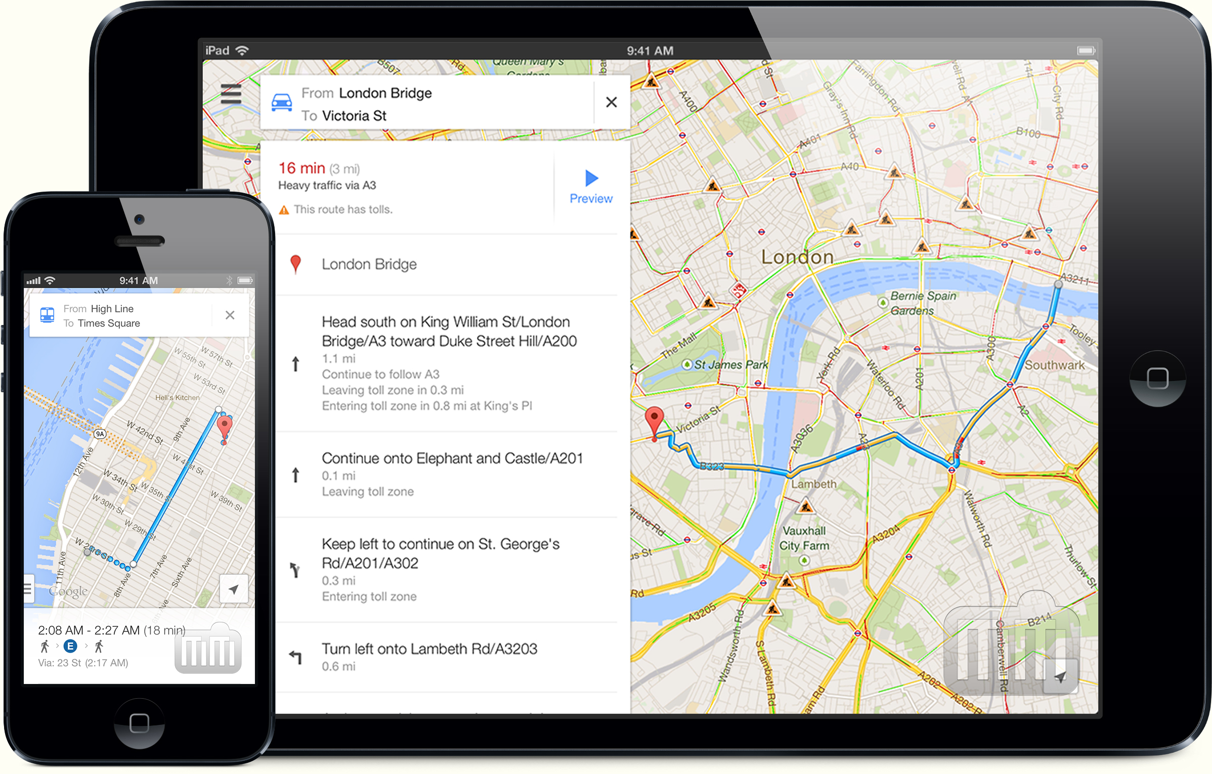 how to get updated google maps