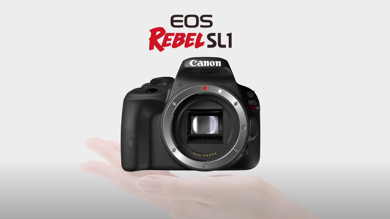 Canon Rebel 1