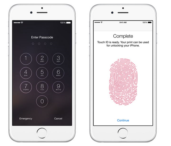 Protect iPhone Data 2