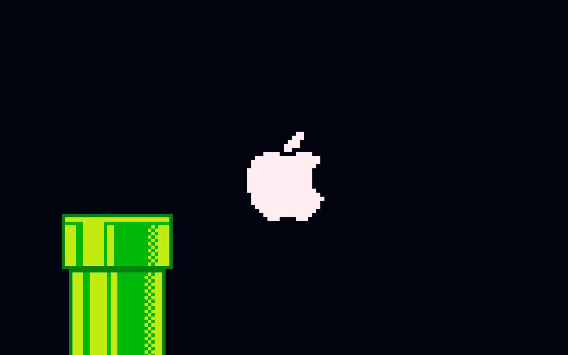 Classic Nintendo Mac Games Wallpapers Super Mario-575509