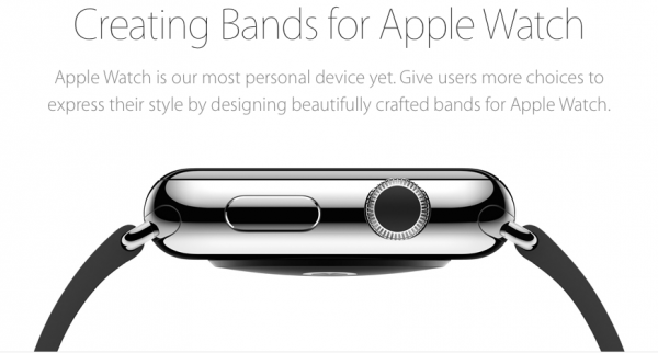 creating bands for apple watch idrop news