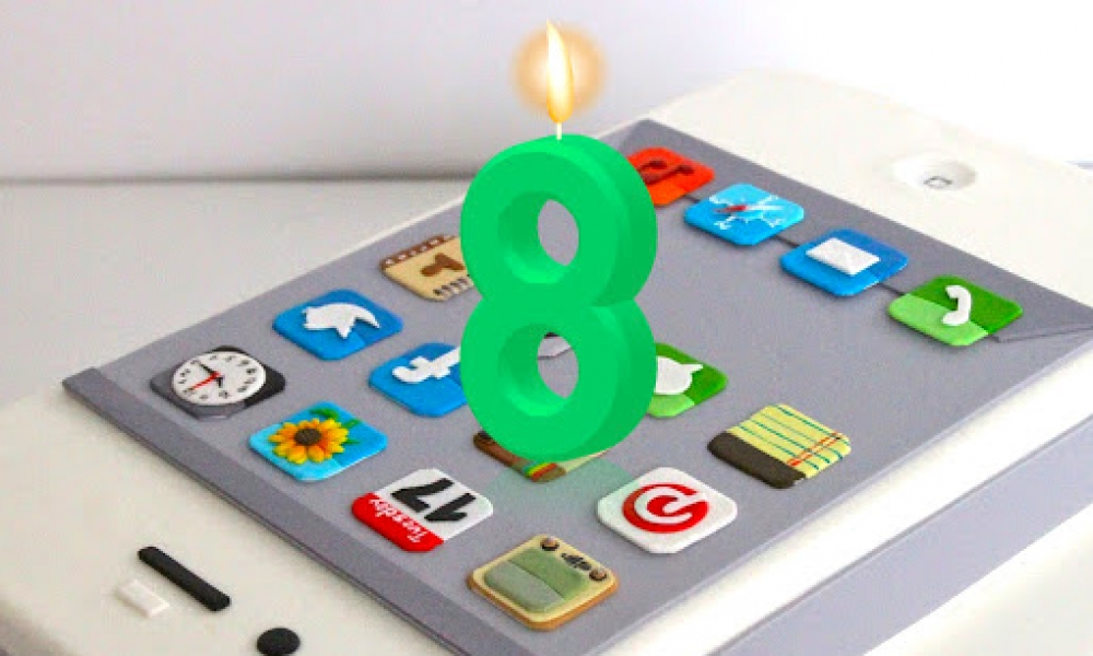 Apple's iPhone Turns 8! The Past, Present, and Future