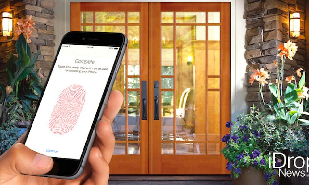 Leaked: New Apple Patent Suggests You Could Unlock Your Home With an iPhone 6s