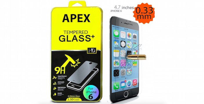 coupon deal save money iPhone 6 screen protector