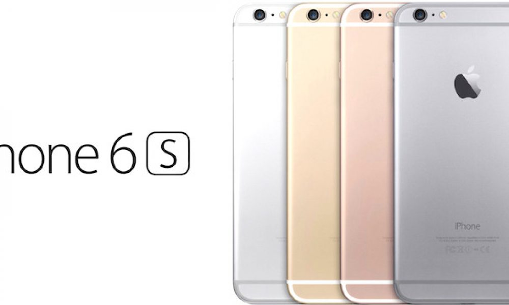 iPhone 6S to Include Force Touch, 7000 Series Aluminum Body, New Colors