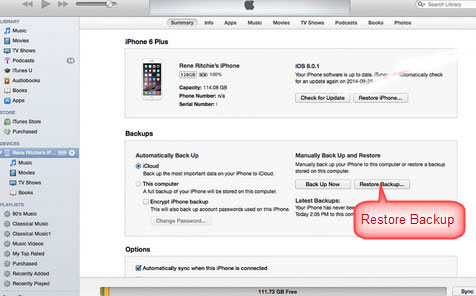 restore-iphone-6-plus-with-itunes