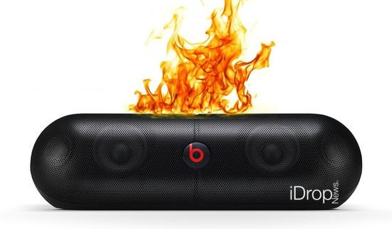 Beats-Pill-On-fire-iDrop-News