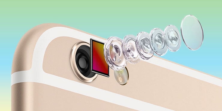 $155 Million Dollar Acquisition of Toshiba's Image Sensor Business Could Mean an Even Better iPhone Camera