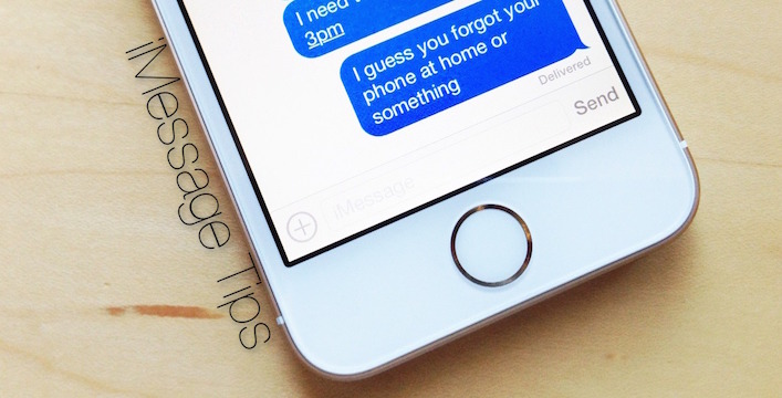 5 iMessage Tips You Didn't Know Exist