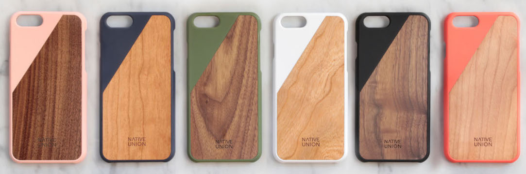 iphone 6 clic wooden native union deals coupons
