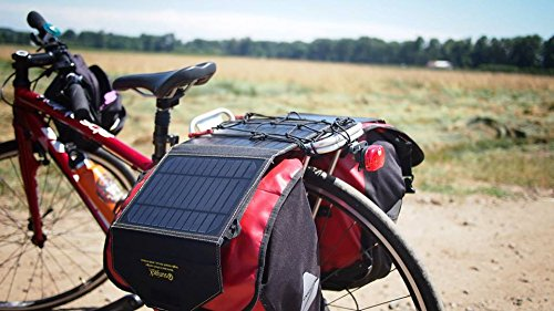 sunjack solar power iPhone charger