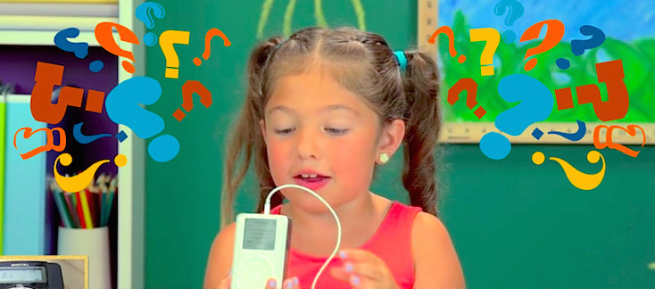 Kids' Reactions to the First Apple iPod Will Ruin Your Day