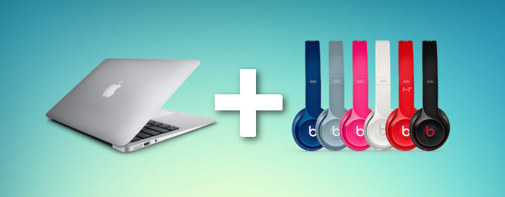 Apple's 'Back to School' Promotion Offers Free Beats Headphones With Mac Purchase