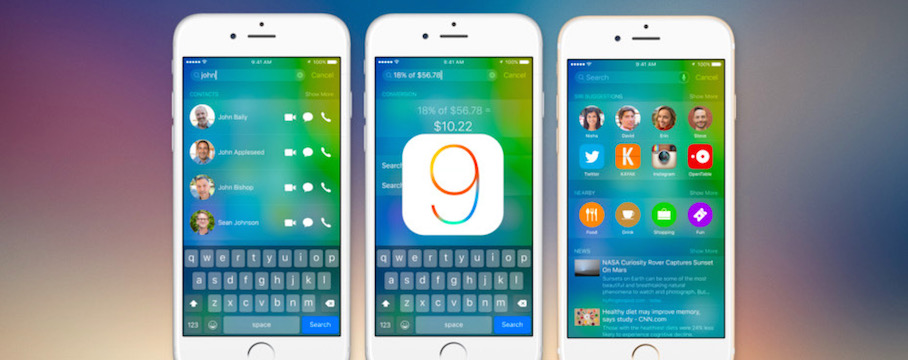 iOS 9 Tips You Need to Know