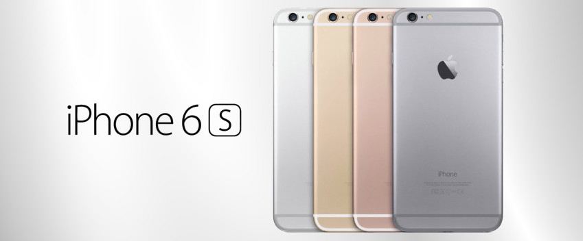 Apple to Drop 16GB Storage Option for iPhone 6S?