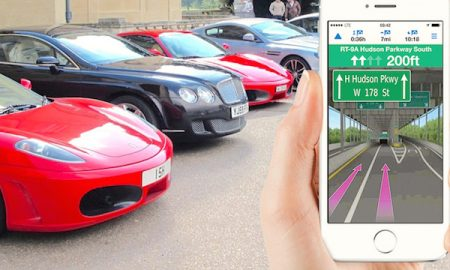 Apple's New Patents Could Help You Find Your Destination and Your Lost Car