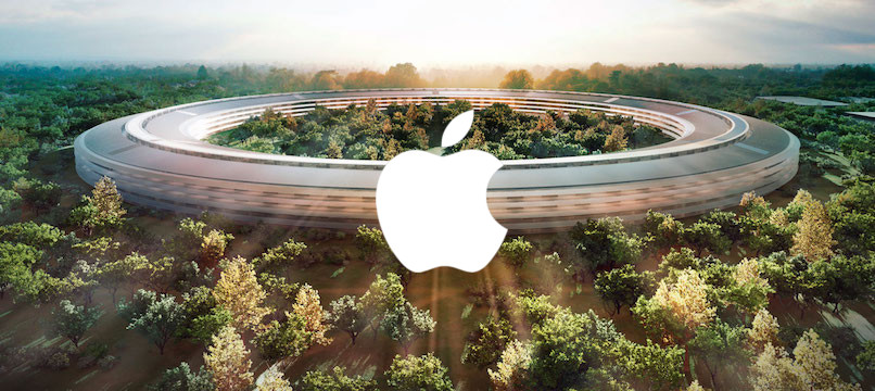 "Apple's ""Spaceship"" Project is on its Way"