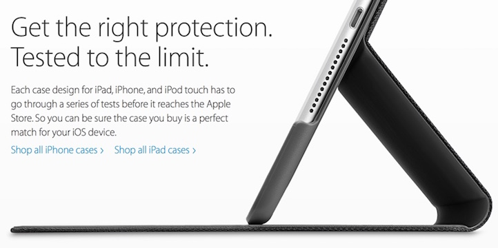 Cases Are Now Being Tested and Approved by Apple