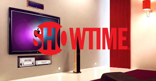 Showtime Now Streaming on Apple TV For $10.99/month