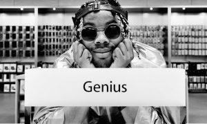From Around The Web: Rapper Records Entire Album in an Apple Store