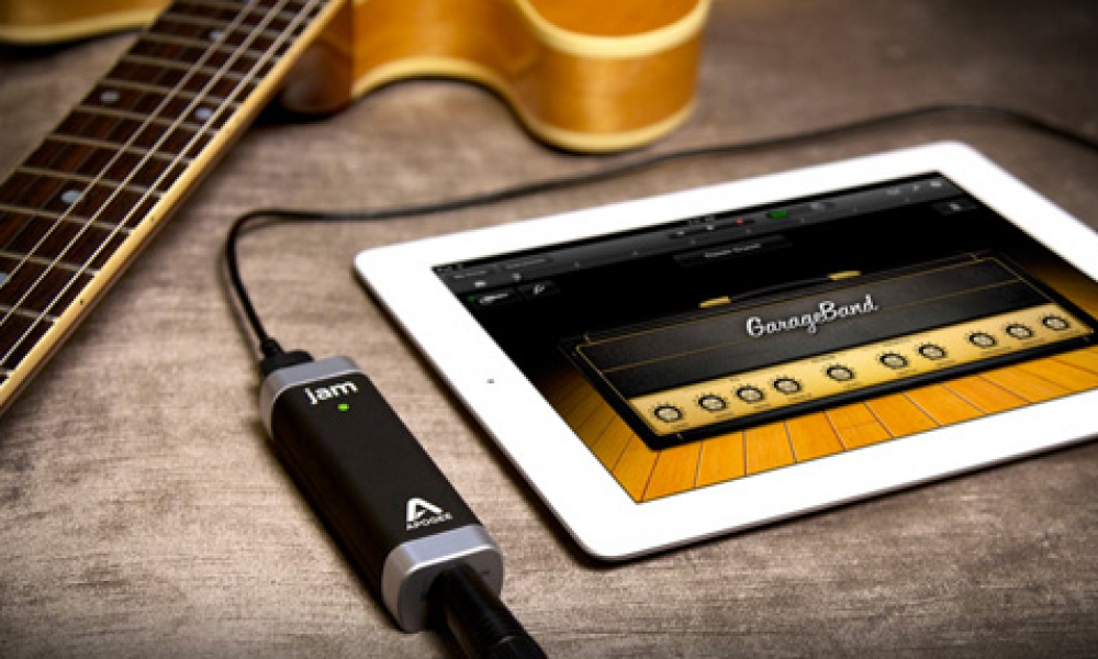 GarageBand Now Allows Your Favorite Musicians to Share Tracks Instantly