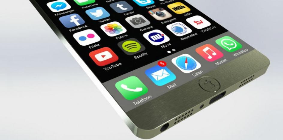 Leaked iPhone 6s Design Shows Many Interior Upgrades