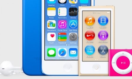 New iPod Colors Leaked in iTunes Update