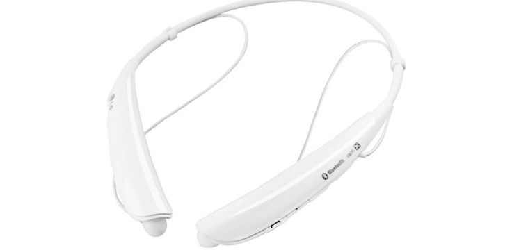 LG Tone Pro Bluetooth Headphones - 46% OFF